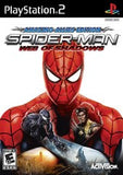 Spider-Man Web of Shadows Playstation 2 Game Off the Charts
