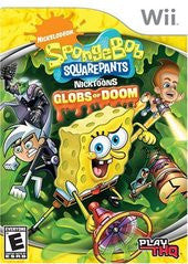 SpongeBob Squarepants: Globs of Doom - Off the Charts Video Games