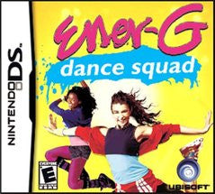 Ener-G Dance Squad Nintendo DS Game Off the Charts