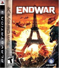 Tom Clancy's Endwar - Off the Charts Video Games
