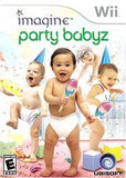 Imagine Party Babyz Wii Game Off the Charts