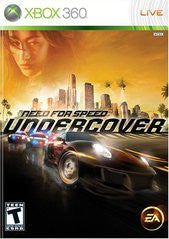 Need for Speed Undercover - Off the Charts Video Games