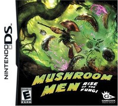 Mushroom Men Rise of the Fungi Nintendo DS Game Off the Charts