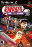 Pinball Hall of Fame Playstation 2 Game Off the Charts