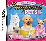 Paws & Claws Pampered Pets Nintendo DS Game Off the Charts