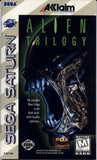 Alien Trilogy Sega Saturn Game Off the Charts