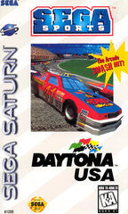 Daytona USA Sega Saturn Game Off the Charts