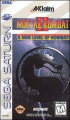Mortal Kombat II Sega Saturn Game Off the Charts