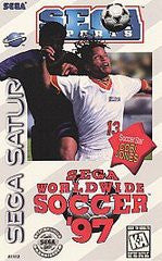 Sega Worldwide Soccer '97 - Off the Charts Video Games