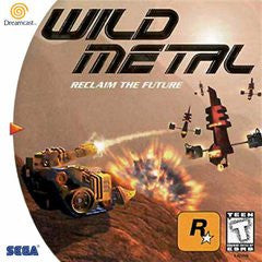 Wild Metal - Off the Charts Video Games
