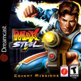 Max Steel Sega Dreamcast Game Off the Charts