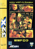 WWF Raw - Off the Charts Video Games