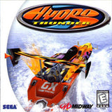 Hydro Thunder - Off the Charts Video Games