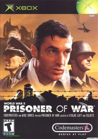 World War II Prisoner Of War - Off the Charts Video Games