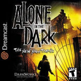 Alone in the Dark: The New Nightmare Sega Dreamcast Game Off the Charts