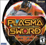 Plasma Sword Sega Dreamcast Game Off the Charts