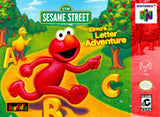 Elmo's Letter Adventure - Off the Charts Video Games