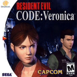 Resident Evil Code: Veronica - Off the Charts Video Games