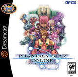 Phantasy Star Online - Off the Charts Video Games