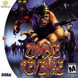 Zombie Revenge - Off the Charts Video Games