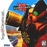 Toy Commander Sega Dreamcast Game Off the Charts