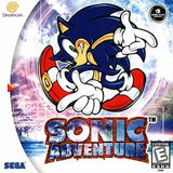Sonic Adventure Sega Dreamcast Game Off the Charts