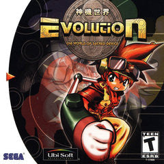 Evolution Sega Dreamcast Game Off the Charts