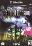 The Haunted Mansion Nintendo Gamecube Game Off the Charts