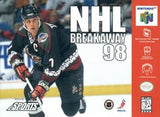 NHL Breakaway '98 - Off the Charts Video Games