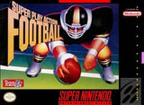 Super Play Action Football Super Nintendo Game Off the Charts