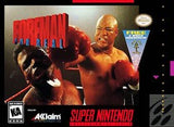 Foreman For Real Boxing - Off the Charts Video Games