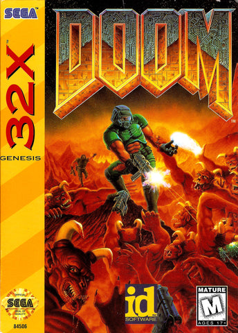 Doom - Off the Charts Video Games