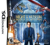 Night at the Museum: Battle of the Smithsonian Nintendo DS Game Off the Charts