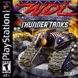 World Destruction League Thunder Tank - Off the Charts Video Games