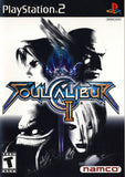 Soul Calibur II Playstation 2 Game Off the Charts