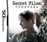 Secret Files: Tunguska Nintendo DS Game Off the Charts