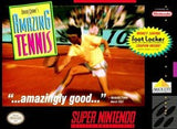 David Crane's Amazing Tennis - Off the Charts Video Games