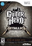 Guitar Hero Metallica Wii Game Off the Charts