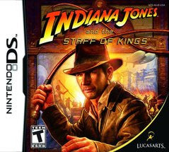 Indiana Jones and the Staff of Kings - Off the Charts Video Games