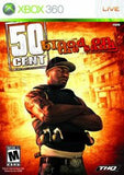 50 Cent Blood On The Sand Xbox 360 Game Off the Charts
