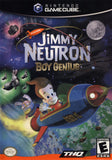 Jimmy Neutron Boy Genius - Off the Charts Video Games
