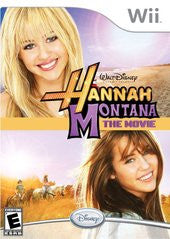 Hannah Montana the Movie Wii Game Off the Charts