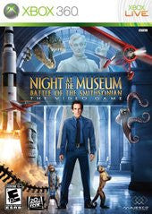 Night at the Museum: Battle of the Smithsonian Xbox 360 Game Off the Charts