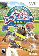 Little League: World Series Baseball 2009 - Off the Charts Video Games