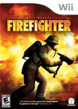 Real Heroes Fire Fighter Wii Game Off the Charts
