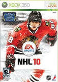 NHL '10 - Off the Charts Video Games
