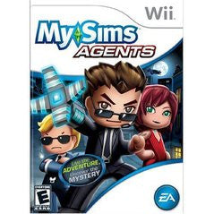 My Sims Agents - Off the Charts Video Games