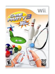 Game Party 3 Wii Game Off the Charts