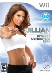 Jillian Michaels Fitness Ultimatum 2010 - Off the Charts Video Games