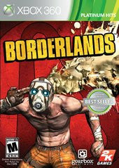 Borderlands - Off the Charts Video Games